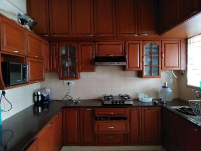 Gallery Cover Image of 1700 Sq.ft 3 BHK Apartment for rent in Indira Nagar for 38000