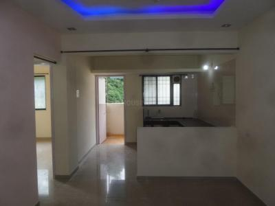 Gallery Cover Image of 550 Sq.ft 1 BHK Apartment for rent in Tingre Nagar for 11000