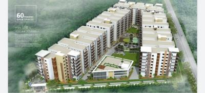 Gallery Cover Image of 1865 Sq.ft 3 BHK Apartment for buy in Whistling Woods, Kokapet for 10000000