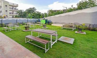 Garden Area Image of Sunrise in Marathahalli