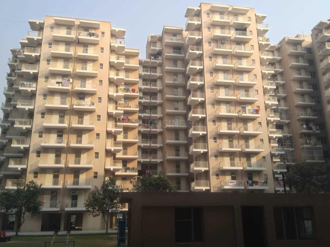 Building Image of 600 Sq.ft 2 BHK Apartment for rent in Sector 86 for 7000