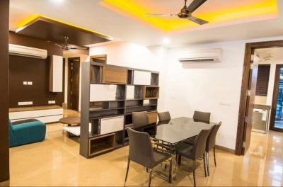 Gallery Cover Image of 1900 Sq.ft 3 BHK Independent Floor for rent in Rajouri Garden for 60000