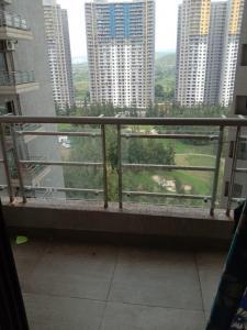 Balcony Image of Blueridge PG in Hinjewadi