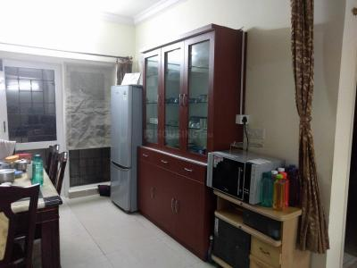 Gallery Cover Image of 1550 Sq.ft 3 BHK Apartment for rent in The Canopy Apartment, Horamavu for 36000