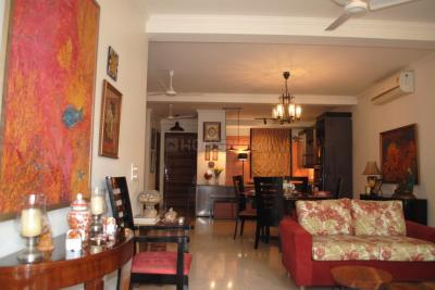 Gallery Cover Image of 2700 Sq.ft 3 BHK Independent Floor for rent in Greater Kailash for 130000