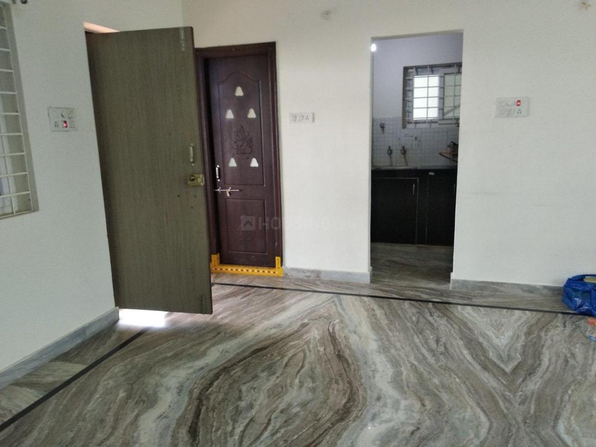 Living Room Image of 1200 Sq.ft 1 BHK Independent Floor for rent in Manchirevula for 10000