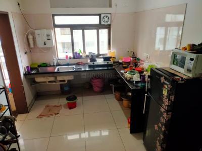 Kitchen Image of Cosmotown Shelters in Hinjewadi