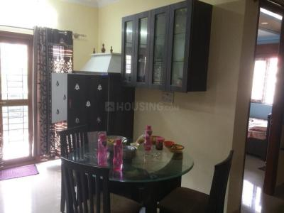Gallery Cover Image of 1256 Sq.ft 2 BHK Apartment for rent in Hennur for 22000