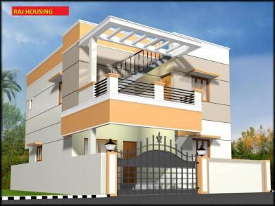 Gallery Cover Image of 1163 Sq.ft 3 BHK Villa for buy in Vanagaram  for 6050000