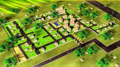 Gallery Cover Image of 1650 Sq.ft 3 BHK Villa for buy in Thalambur for 5500000
