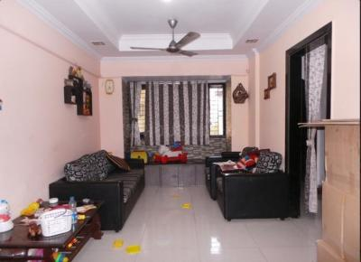 Gallery Cover Image of 1400 Sq.ft 2 BHK Apartment for rent in Airoli for 29500
