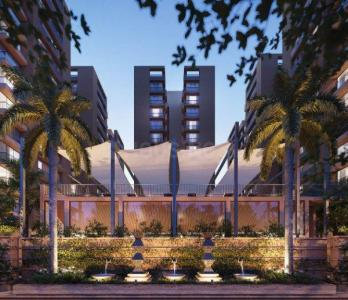 Gallery Cover Image of 1485 Sq.ft 3 BHK Apartment for buy in Serenity Sky, Bopal for 4752000