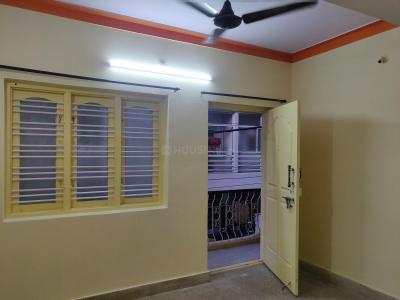 Gallery Cover Image of 700 Sq.ft 1 BHK Independent Floor for rent in Ejipura for 13000