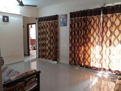 Gallery Cover Image of 715 Sq.ft 1 BHK Apartment for rent in Grow Riverside Greens, Umroli for 3500