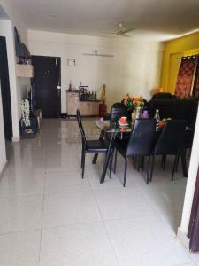 Gallery Cover Image of 1240 Sq.ft 3 BHK Apartment for buy in Purnima Elite, Electronic City for 5000000
