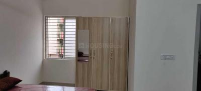 Bedroom Image of Sri Ssr New Deluxe PG in Hennur Main Road