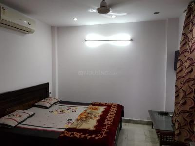Gallery Cover Image of 350 Sq.ft 1 RK Independent Floor for rent in RWA Block K Lajpat Nagar 2, Lajpat Nagar for 18000