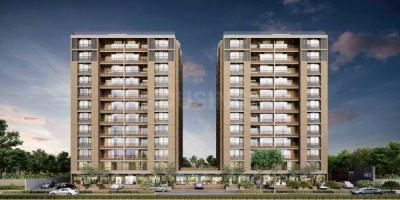 Gallery Cover Image of 955 Sq.ft 3 BHK Apartment for buy in Omkar Ganesh Emerald, Gota for 7111000