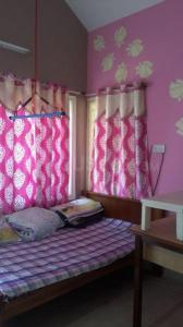 Gallery Cover Image of 400 Sq.ft 1 RK Independent Floor for rent in Hebbal for 4500