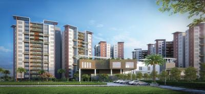Gallery Cover Image of 1405 Sq.ft 3 BHK Apartment for buy in Siddha Happyville, Reekjoyoni for 5690250