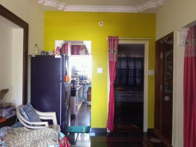 Gallery Cover Image of 600 Sq.ft 1 BHK Apartment for rent in Anjanapura Township for 5500