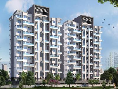 Gallery Cover Image of 844 Sq.ft 2 BHK Apartment for buy in Lotus Laxmi, Ravet for 4830000