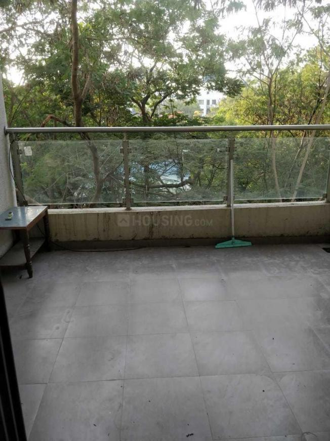 Balcony Image of 1850 Sq.ft 3 BHK Apartment for rent in Viman Nagar for 39000
