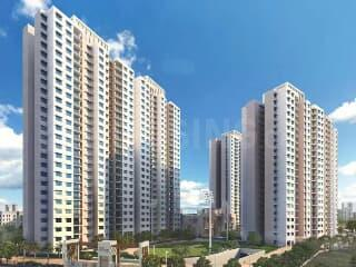 Gallery Cover Image of 900 Sq.ft 2 BHK Apartment for buy in Salt Lake City for 4500000