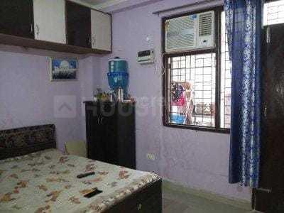 Gallery Cover Image of 950 Sq.ft 3 BHK Independent Floor for rent in Khanpur for 15000