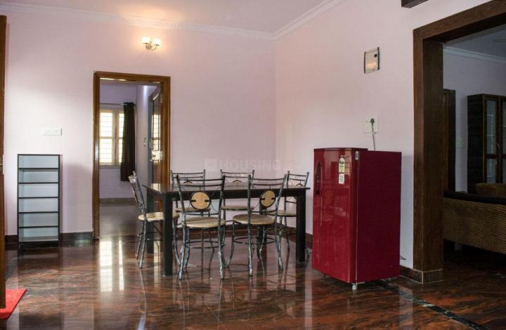 Dining Room Image of PG 4643719 Koramangala in Koramangala