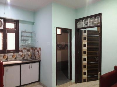 Gallery Cover Image of 450 Sq.ft 1 BHK Apartment for rent in Madanpur Khadar for 15000
