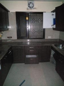 Kitchen Image of Boys PG Single Room in Malviya Nagar