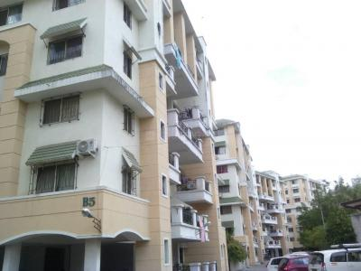 Gallery Cover Image of 845 Sq.ft 2 BHK Apartment for rent in Kharadi for 20000