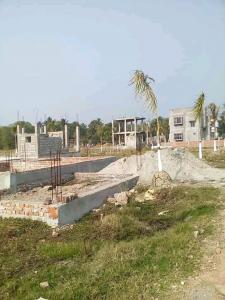 Gallery Cover Image of  Sq.ft Residential Plot for buy in Joka for 135000