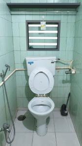 Bathroom Image of PG Room in Dadar West