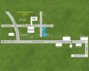 Gallery Cover Image of 1000 Sq.ft Residential Plot for buy in Arandia for 1050000