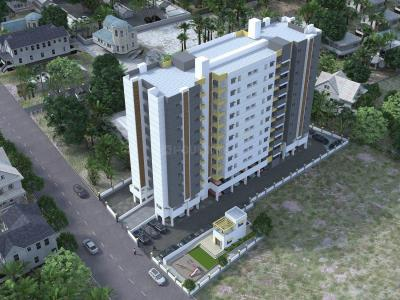 Gallery Cover Image of 690 Sq.ft 1 BHK Apartment for buy in Sus for 4641962