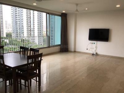 Gallery Cover Image of 1500 Sq.ft 3 BHK Apartment for rent in Goregaon East for 110000