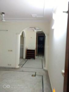 Gallery Cover Image of 850 Sq.ft 1 BHK Independent Floor for rent in  RWA East Of Kailash SFS Flats, Garhi for 13000