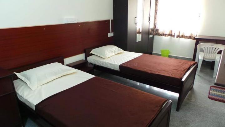 डोड्डा बनासवाड़ी में लोखण्डे होम पीजी में बेडरूम की तस्वीर