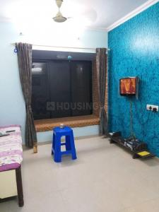 Gallery Cover Image of 650 Sq.ft 1 BHK Apartment for rent in Kshitij, Goregaon East for 22000