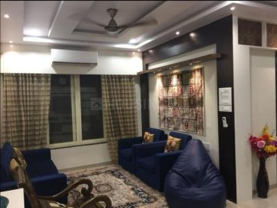 Gallery Cover Image of 1299 Sq.ft 3 BHK Apartment for rent in Kalpataru Riverside, Panvel for 33000
