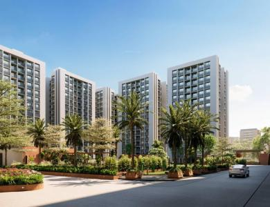 Gallery Cover Image of 1185 Sq.ft 2 BHK Apartment for buy in Bopal for 4349900