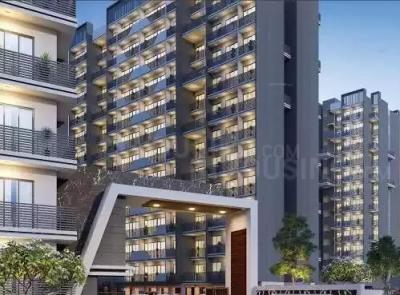 Gallery Cover Image of 975 Sq.ft 2 BHK Apartment for buy in Unimont Imperia, Yashwant Nagar for 3800000