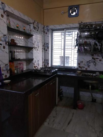 Kitchen Image of Bhawani PG (2nd Floor) in East Kolkata Township