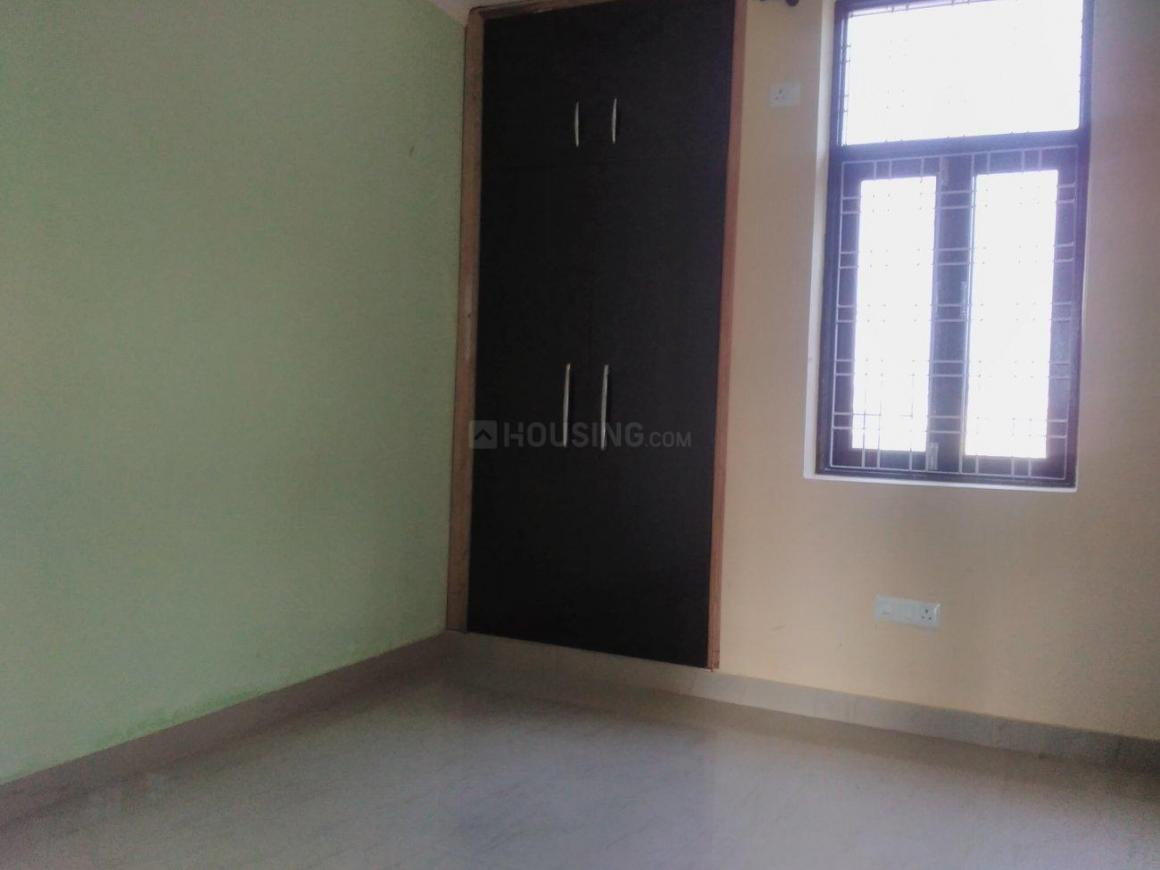 Bedroom Image of 550 Sq.ft 1 BHK Independent Floor for buy in Chhattarpur for 1500000
