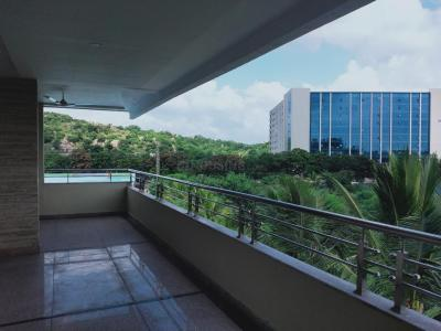 Gallery Cover Image of 1650 Sq.ft 3 BHK Apartment for rent in Khaja Guda for 32000