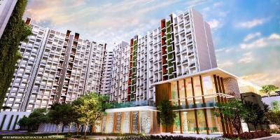 Gallery Cover Image of 924 Sq.ft 2 BHK Apartment for buy in Godrej Elements, Hinjewadi for 7600000