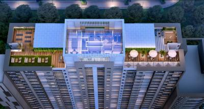 Gallery Cover Image of 780 Sq.ft 1 BHK Apartment for buy in Anant Metropolis Insignia Towers, Kasarvadavali, Thane West for 6400000