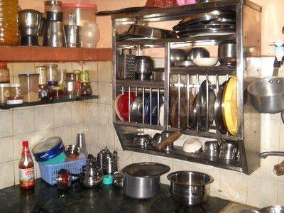 Kitchen Image of Sunita PG in Sector 8 Rohini